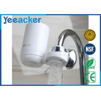 China Home Used Cto Water Faucet Filter / Tap Water Purifier For Healthy Drinking Water on sale