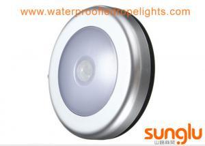 Best 1W Motion Sensor Under Cabinet Lighting / Aisle Sensor Lamp With 3M Paste wholesale