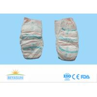 China Organic Cotton Soft Infant Baby Diapers Leakproof 3 Year'S Warranty on sale