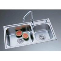 Best Double Bowl Stainless Steel Kitchen Sink wholesale