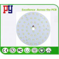 Best Rigid Flex LED PCB Board , 2 Layer Led Pcb Assembly High Precision UL ISO9001 Marked wholesale