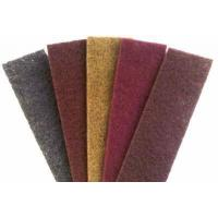 Buy cheap No Woven Abrasive Sheet from wholesalers