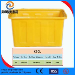 Best High temperature resistant plastic turnover box wholesale