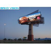 Best Lightweight Full Color Outdoor Advertising Led Display Billboard P6.4-12.8mm wholesale