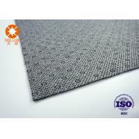 Best Non Flammable Grey Needle Punched Felt Nonwoven Fabric Carpet Backing OEM wholesale