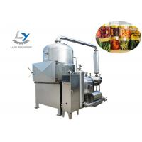 China Continuous Vacuum Frying Machine Oil Filter Integrated Design Electric Saving on sale