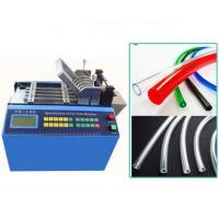 Best Medical use PVC/Silicone tube cutting machine with CE wholesale