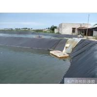 China 1-8 Meter width HDPE geomembrane dam liner suppliers with suitable price by sincere manufacturers in CN on sale
