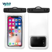 China Universal Mobile Tablet Carrying Case PVC Material Waterproof For IPhone 8 on sale