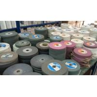 Best grinding stone for leather skiving machine size is 70x7x17 grinding wheel for bell knife wholesale
