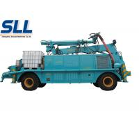 Best Stability concrete spraying shotcrete machine for sale convey cylinder with long stroke wholesale
