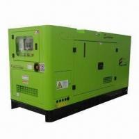 Best Diesel Generator Set, Silent with Kubota Engine, 50 to 60Hz Frequency wholesale