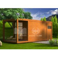 Best Simple Assembly Prefab Mobile Homes , Luxury Style Modern Mobile Homes wholesale