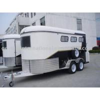 Cheap 3horse trailer angle load for sale