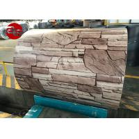 China 0.12mm - 3.0mm Thickness Color Coated Steel Coil RAL9002 For Metal Roofing Sheets Building on sale