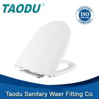Best Slim soft Close Quick Release plastic Toilet Seat And Cover wholesale