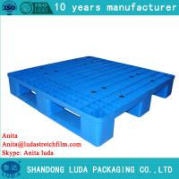 China Factory Direct Sales plastic pallets load capacity on sale