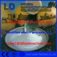 Best Excellent quality Automatic Modified Starch extrusion Machinery wholesale