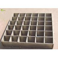 Best Twisted Cross Bar Steel Driveway Grates Compression Galvanized Stair Treads wholesale