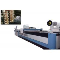 Best Straight Knife Electric Fabric Cutting Machine For Home Use Blue Color wholesale