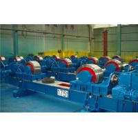 Best 2T - 250T Conventional Pipe Welding Machine with Rubber Rollers wholesale