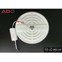 Buy cheap Commercial 24w PC SMD2835 LED Slim Panel Light 200mm Adjustable from wholesalers
