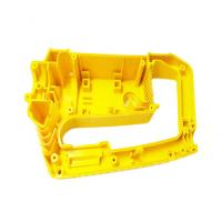 China Advanced Plastic Moulded Parts , Plastic Injection Components Multiple Cavity on sale