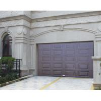 Best Automatic Steel Garage Door Electric Operate Type With Remote Control wholesale