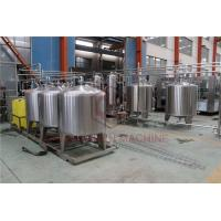 China Plastic Bottle Automatic Liquid Filling Machine , Wine Bottle Filling Equipment on sale