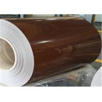 Best High Strength Color Coated Aluminium Coil With Polished Surface 0.2-10MM wholesale