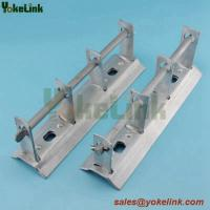 Best Carbon steel Hot Dip Galvanized Secondary Rack Powerline Hardware wholesale