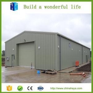 Best Industrial warehouse shed designs prefab steel workshop buildings kit wholesale