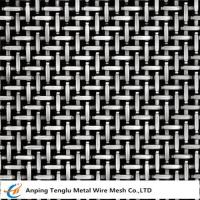Best Stainless Steel Twill Weave Wire Mesh Cloth|Crossed Twilled Wire Fabric wholesale