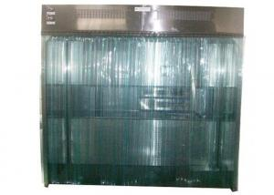 Best SS 304 Sheets Dispensing Booth With PVC Curtain Door HEPA Filter wholesale