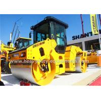 Best Double drum vibratory road roller SR14D-3with 14ton operating weight with cummins engine wholesale