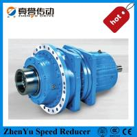 Best Transmission Planetary Gear Box With Radial Skeleton Seal , Electric Motor Gearbox wholesale