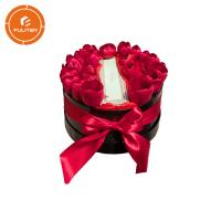Best Custom wholesale design and packaging of flowers gift box unique luxury rose gift box wholesale