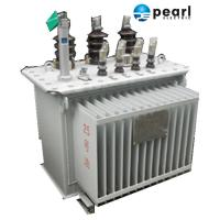 Best Anti - Lightning Impulse Oil Immersed Transformer 11 KV - 500 KVA Economic wholesale