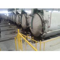 Best Φ2.5m Custom High Steam Pressure AAC Autoclave For AAC Block Making Plant wholesale