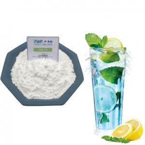 China Juice Drink Additive Cooling Agent Powder WS12 Food Grade Koolada on sale