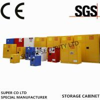 Buy cheap Chemistry Chemical Storage Cabinets / Flammable Storage Cabinets from wholesalers
