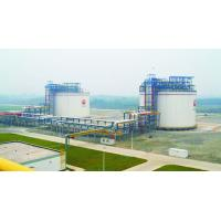 China LNG Cryogenic Liquid Storage Tank 30000m3 Liquid Nitrogen Cryogenic Tank on sale