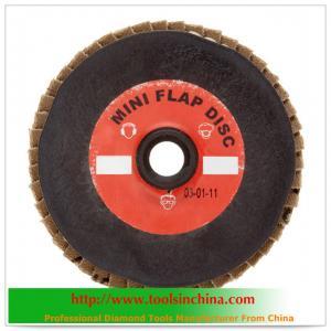 abrasive cloth polish flap disc
