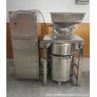 Best Stainless Steel Onion Powder Grinder with Dust Collector wholesale