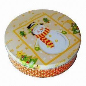 Best Gift Tin Box, Measures Ø230x58mm wholesale