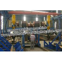 Best Automatic Gantry T / H Beam Production Line , Gantry Welding Machine wholesale