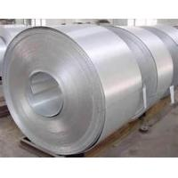 China EN10142 - 2000 08Al  0.25mm - 2.5mm oiled Hot rolled steel strips for channels, profiles on sale