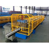 Best 10 - 15 M/Min Gutter Roll Forming Machine K Style O Gee Profile Producing Use wholesale