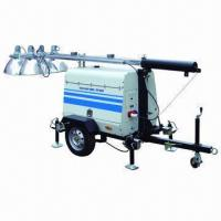 Best Mobile Lighting Tower Powered by Kubota Diesel Engine wholesale