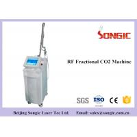 Best Vertical Style 40w RF Fractional Co2 Laser Treatment Machine For Vaginal wholesale